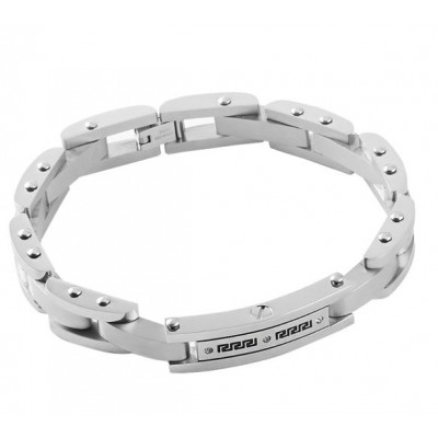 As Armband Moderno Edelstaal