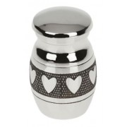 RVS Mini Urn Hart