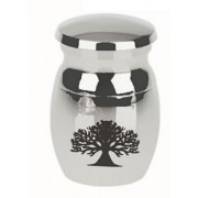 RVS Mini Urn Tree of Life