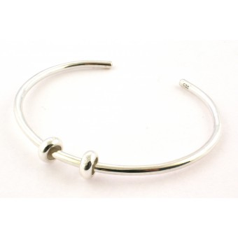 Spangarmband Sterling Zilver