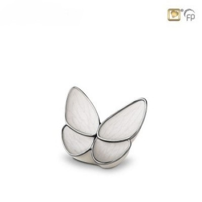 Mini Urn Messing Butterfly